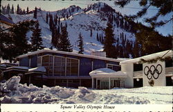 Squaw Valley Olympic House