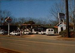 Billy Carter's Service Station