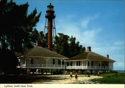 The Sanibel Lighthouse and Museum