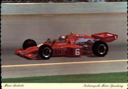 Mario Andretti, Indianapolis Motor Speedway