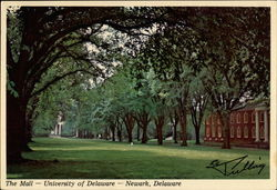The Mall - University of Delaware