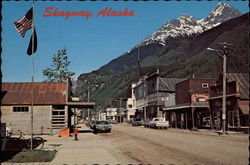 Business District, Skagway