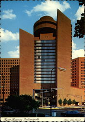 Hyatt Regency Postcard