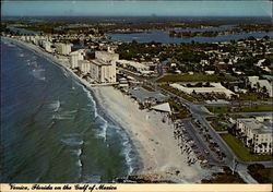Venice, Florida on the Gulf of Mexico