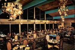 Lawrence Welk Country Club Village dining room