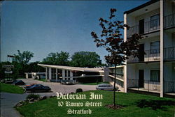 The Victorian Inn, 10 Romeo Street Postcard