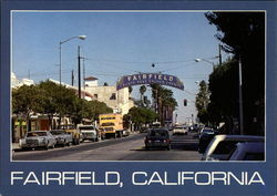 Fairfield, California