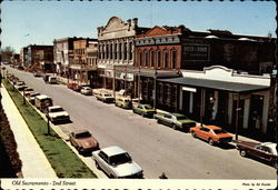 Old Sacramento - 2nd Street