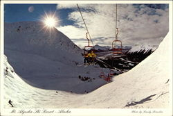 Mt. Alyeska Ski Resourt