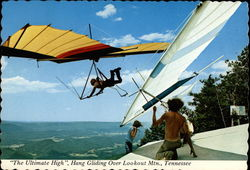 The Ultimate High, Hang Gliding over Lookout Mtn