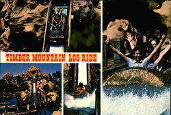 Timber Mountain Log Ride - Knott's Berry Farm