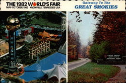 The 1982 World's Fair May - October 1982 - Gateway to the Great Smokies