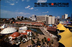 The 1982 World's Fair, May-October, 1982