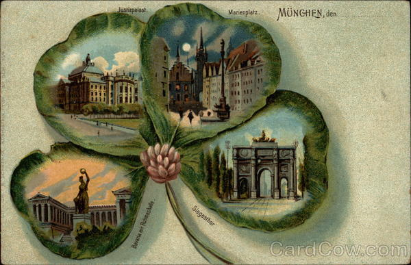 Clover Multi View Munchen Germany Multi Views