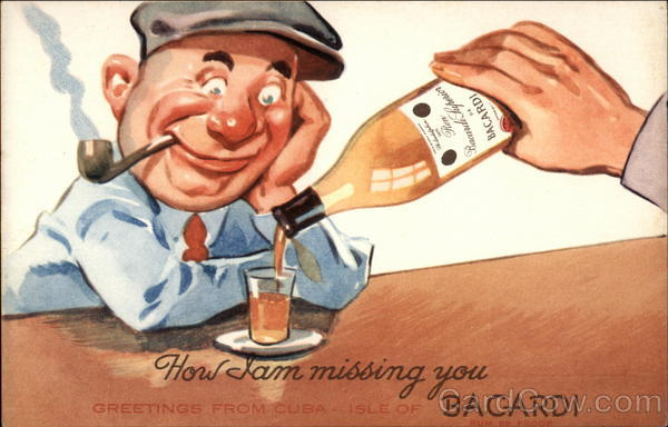 Bacardi - How I Am Missing You Advertising
