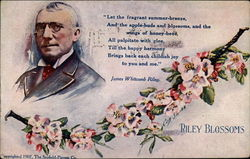 Riley Blossoms poem