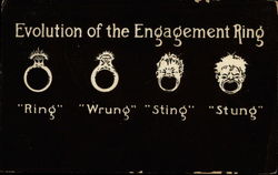 Evolution of Engagement Ring