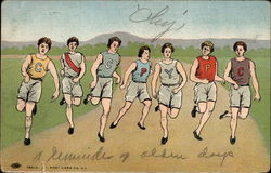 7 women runners