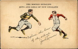 The Boston Herald's Boys and Girls of New England