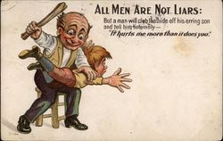 All Men Are Not Liars: