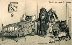 Visite du Medecin (The Doctor's Visit)