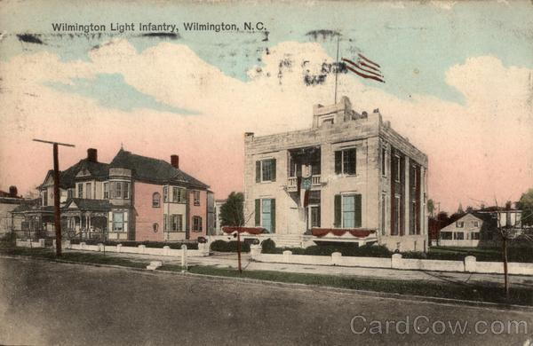 Wilmington Light INfantry North Carolina