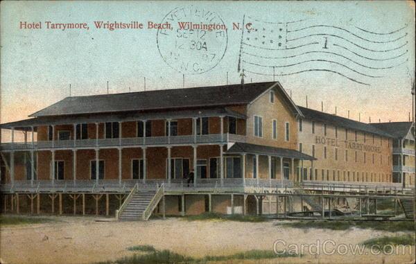 wrightsville beach hotels