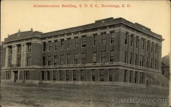 Administration Building, S.D.S.C Brookings South Dakota