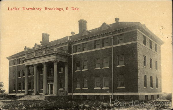 Ladies' Dormitory Brookings South Dakota