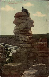 Chimney Rock, at the Palisades