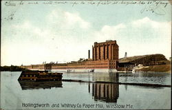 Hollingsworth and Whitney Co. Paper Mill