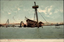Wreck of the Maine
