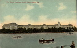 The Royal Poinciana Hotel Postcard