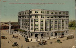 Union Station and Office Building, Atlantic Coast Line R. R. Co