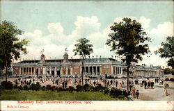 Machinery Hall, Jamestown Exposition 1907`