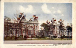 Food Products Building, Exposition 1907