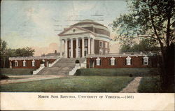 North Side Rotunda, University of Virginia