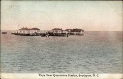 Cape Fear Quarantine Station