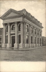 The New National Bank
