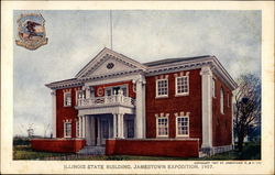 Illinois State Building, Exposition 1907