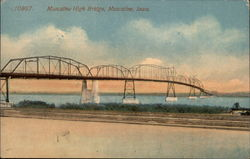 Muscatine High Bridge
