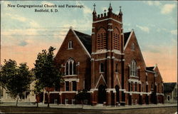 New Congregational Church and Parsonage