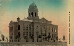 Roberts County Court House