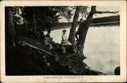 Lake Herman Postcard