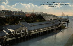 The Tacoma Municipal Dock