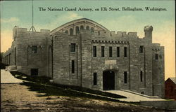 The National Guard Armory, on Elk Street