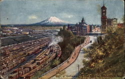 Gateway of the City of Tacoma