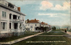 Officers Quarters, Puget Sound Naval Station