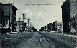 Third Street looking East