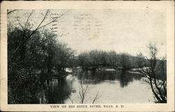 View On Big Sioux River
